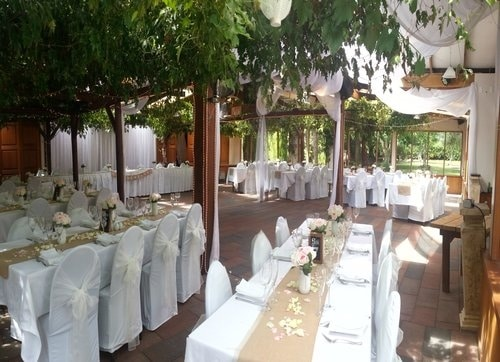How Markovina plan the perfect Auckland wedding reception