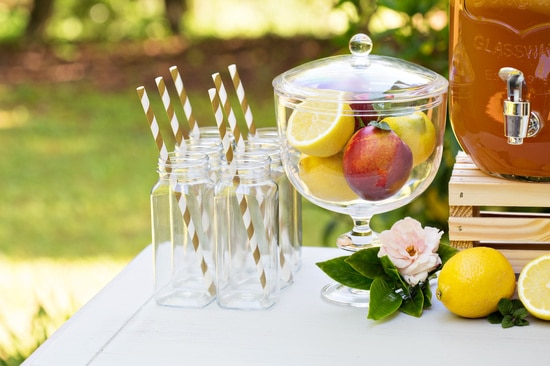 How to keep your cool at a hot summer wedding