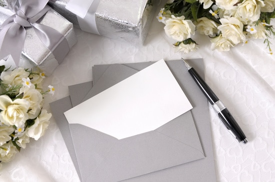 How to master the etiquette of wedding invitations