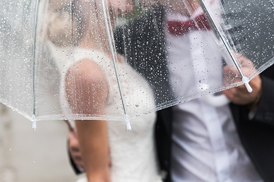 The most common wedding day problems and their solutions