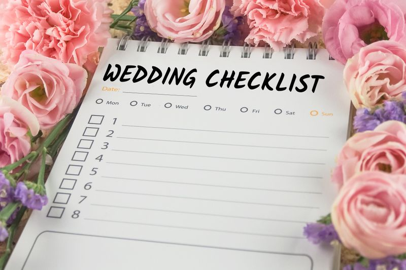 How to plan a wedding on a short engagement without feeling rushed