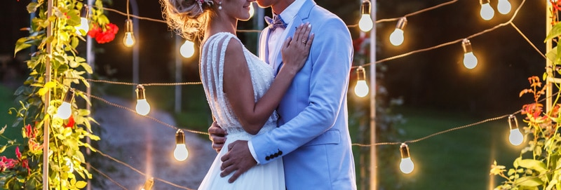 Beat the heat with our top 5 summer wedding essentials