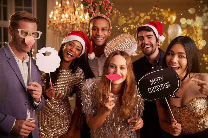 6 Christmas party ideas that will end 2019 in style
