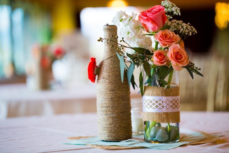 4 key pieces of DIY wedding decor advice to simplify your wedding plans